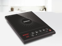 BOROSIL Smart Kook PC23 Induction Cooktop(Black, Touch Panel)