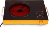 United DT555 Radiant Cooktop(Black, Push Button)