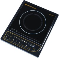 Bajaj Majesty ICX 8 Plus Induction Cooktop(Black, Push Button)