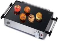 GLEN 3035 Induction Cooktop(Black, Push Button)