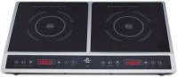 Bajaj ICX 10 Induction Cooktop(Black, Push Button)