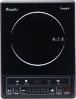 Preethi Trendy Plus IC 116 Induction Cooktop(Black, Push Button)