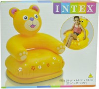 Intex Teddy Inflatable Chair(Multicolor)