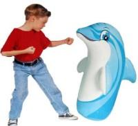 Ktkashish Toys Kashish kids Star Fish Hit me 97cm* 61 cm Inflatable Hit me(Blue)
