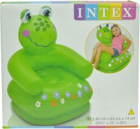 Intex Frog Inflatable Chair(Multicolor)