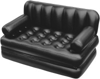 Best Way 5 in 1 Air VKI5471 Inflatable Sofa(Black)