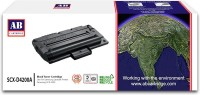 AB CARTRIDGE Compatible SCX-D4200A Cartridge - For Use In Samsung SCX 4200 Black Ink Toner