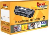 Kalim High Yeild upto 2200+ Pages Single Color Ink Toner(Black)