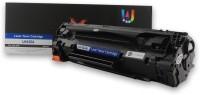 Best 4U 436A/36A / C312 / C313 Black Toner Cartridge for HP Laser jet P1500 / 1505/ M1522N / 1522NF / 1120 / 1522 Black Ink Toner