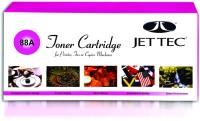 Jettec 88A Black Ink Toner