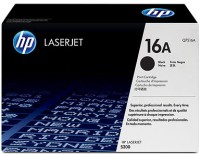 HP 16A Black LaserJet Toner Cartridge(Black)