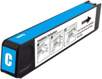 Dubaria 971 XL Cyan Ink Cartridge Compatible For HP 971 XL Cyan Ink Cartridge For Use In OfficeJet Pro X476dn MFP, X476dw MFP, X576dn MFP, X576dw MFP, X451dn, X451dw, X551dw Printers Single Color Ink(Cyan)