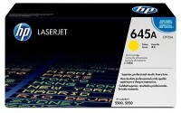 HP Color LaserJet C9732A Yellow Print Cartridge(Yellow)