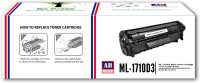 AB CARTRIDGE Compatible 1710 / ML-1710D3 Cartridge - For use In Samsung ML-1500, ML-1510, ML-1520, ML-1710, ML-1740, ML-1750, ML-1755 Black Ink Toner