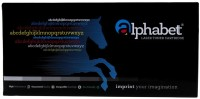 ALPHABET P1007,P 1008 Black Ink Toner