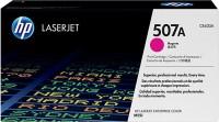 HP 507A Magenta LaserJet Toner Cartridge(Magenta)
