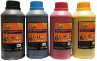Gocolor 500 ml Epson Sublimation Multi Color Ink(Black, Magenta, Cyan, Yellow)