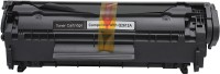 Technotech 12A Single Color Toner(Black)