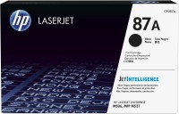 HP 87A CF287A Laser Jet Single Color Toner(Black)