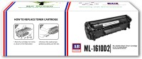 AB CARTRIDGE Compatible ML-1610D2 Cartridge - For Use in Samsung ML 1610, ML 1615 Black Ink Toner