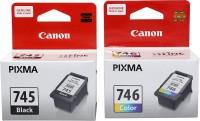 Canon Pixma PG Multi Color Ink(Black, Magenta, Cyan, Yellow)