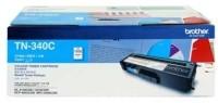 Brother TN 340C Toner cartridge(Cyan)