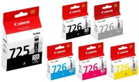 Canon Pixma Multi Color Ink(Black, Magenta, Cyan, Yellow)