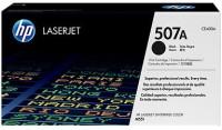 HP 507A Black LaserJet Toner Cartridge(Black)