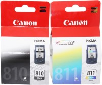 Canon Pixma PG Multi Color Ink(Black, Magenta, Cyan, Yellow)