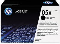 HP CE505XC Black Cartridge Single Color Toner(Black)