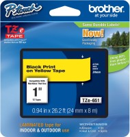 Brother PT series Single Color Toner(Black)