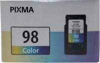 Canon 98 Multi Color Ink(Black, Magenta, Cyan, Yellow)
