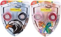 Jungle Magic Eagle+Butterfly Shield(4 x 6 g)
