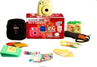 Fujifilm Instax Mini 8 - Festive Box Instant Camera(Yellow)