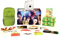 Fujifilm Instax Mini 8 - Party Box Instant Camera(White)