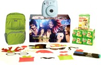 Fujifilm Instax Mini 8 - Party Box Instant Camera(Blue)