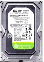 WD AV-GP 500 GB Desktop Internal Hard Disk Drive (WD5000AVDS)