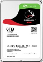 Seagate IronWolf 6 TB Servers, Network Attached Storage Internal Hard Disk Drive (ST6000VN0041)