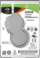 Seagate FireCuda 500 GB Desktop, Surveillance Systems, All in One PC's, Servers Internal Hard Disk Drive (ST500LX025)