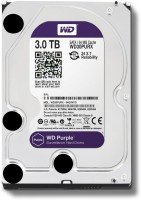 WD Surveillance 3 TB Surveillance Systems Internal Hard Disk Drive (Wd30purx)