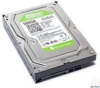 Wd Westen Digital 500 GB Desktop Internal Hard Disk Drive (WD5000AVCS)