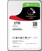Seagate IronWolf 2 TB Servers, Network Attached Storage Internal Hard Disk Drive (ST2000VN004)