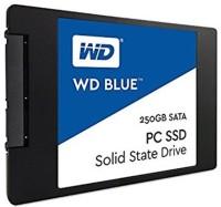 WD Blue PC 250 GB Desktop, Laptop Internal Solid State Drive (WDS250G1B0A)