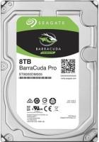 Seagate BarraCuda Pro 8 TB Desktop, All in One PC's, Servers Internal Hard Disk Drive (ST8000DM005)
