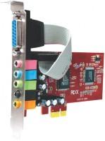 TAG PCI-E_1X_Sound PCI Express Internal Sound Card(5.1 Audio Channel)