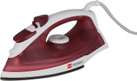 View Cello Electric Steam Iron Steam Iron(Red, White) Home Appliances Price Online(Cello)