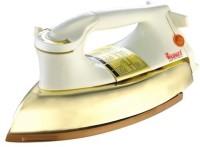Warmex DI999 1000 Watt Dry Iron(Ivory)