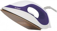 Flatron zest 1000 W Dry Iron(Purple, White)
