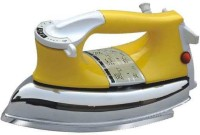 View Happy Home Plancha Dry Iron(White, Yellow) Home Appliances Price Online(Happy Home)