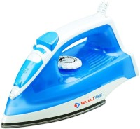 Bajaj BJ I MX4 1200 W Steam Iron(White & Blue)